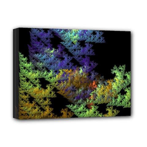 Fractal Forest Deluxe Canvas 16  X 12