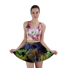 Fractal Forest Mini Skirt