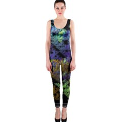 Fractal Forest OnePiece Catsuit
