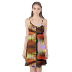 Fractal Tiles Camis Nightgown