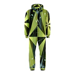 Fractal Ball Hooded Jumpsuit (Kids)