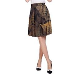 Fractal Fern A-Line Skirt