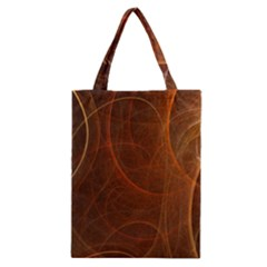 Fractal Color Lines Classic Tote Bag