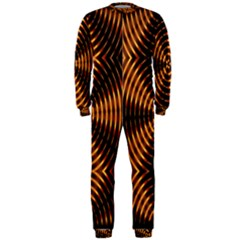 Fractal Patterns Onepiece Jumpsuit (men)