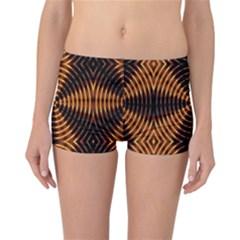 Fractal Patterns Reversible Bikini Bottoms