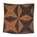 Fractal Patterns Square Tapestry (Large) View1