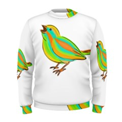 Bird Men s Sweatshirt