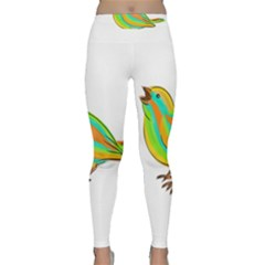 Bird Classic Yoga Leggings