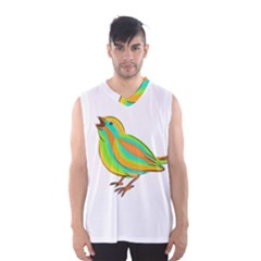 Bird Men s Basketball Tank Top
