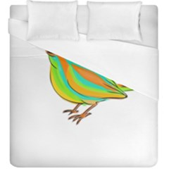 Bird Duvet Cover (King Size)