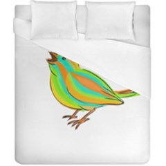 Bird Duvet Cover (California King Size)