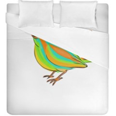 Bird Duvet Cover Double Side (King Size)
