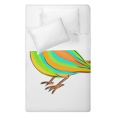 Bird Duvet Cover Double Side (Single Size)