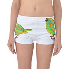 Bird Reversible Bikini Bottoms