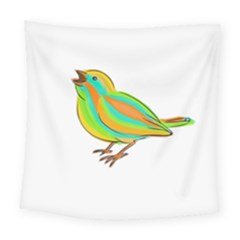 Bird Square Tapestry (Large)