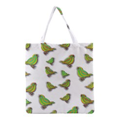 Birds Grocery Tote Bag