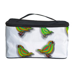 Birds Cosmetic Storage Case