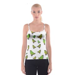 Birds Spaghetti Strap Top
