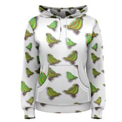 Birds Women s Pullover Hoodie
