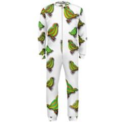 Birds OnePiece Jumpsuit (Men)