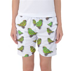 Birds Women s Basketball Shorts