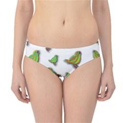 Birds Hipster Bikini Bottoms