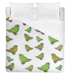 Birds Duvet Cover (Queen Size)