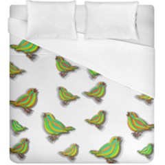 Birds Duvet Cover (King Size)