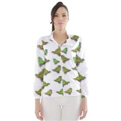 Birds Wind Breaker (Women)