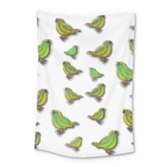 Birds Small Tapestry