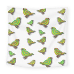 Birds Square Tapestry (Large)