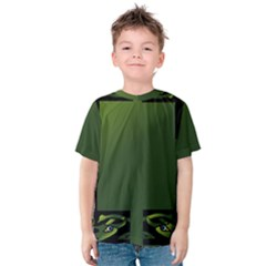 Celtic Corners Kids  Cotton Tee