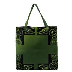 Celtic Corners Grocery Tote Bag