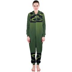 Celtic Corners Hooded Jumpsuit (ladies)