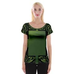 Celtic Corners Women s Cap Sleeve Top