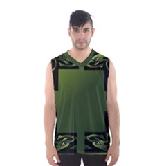 Celtic Corners Men s Basketball Tank Top