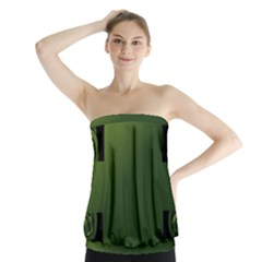 Celtic Corners Strapless Top