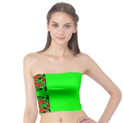 Decorative Corners Tube Top