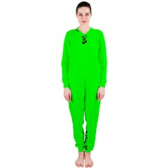 Decorative Corners OnePiece Jumpsuit (Ladies)