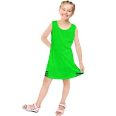 Decorative Corners Kids  Tunic Dress