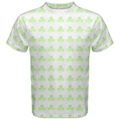 Shamrock Irish St Patrick S Day Men s Cotton Tee