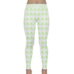 Shamrock Irish St Patrick S Day Classic Yoga Leggings