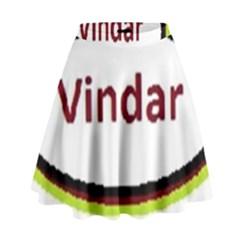 Vindar High Waist Skirt