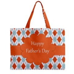 happy Father Day  Mini Tote Bag