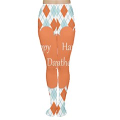 happy Father Day  Women s Tights