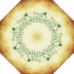 Irish St Patrick S Day Ireland Folding Umbrellas