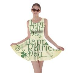 Irish St Patrick S Day Ireland Skater Dress