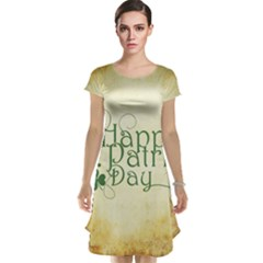 Irish St Patrick S Day Ireland Cap Sleeve Nightdress
