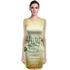 Irish St Patrick S Day Ireland Classic Sleeveless Midi Dress