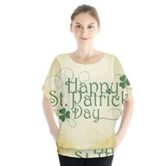 Irish St Patrick S Day Ireland Blouse
